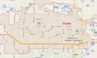Greeley Locksmith Service Area