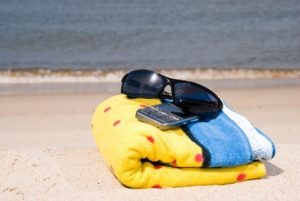 How to Keep Your Stuff Safe at the Beach